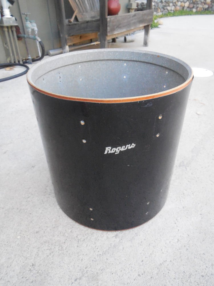 Vintage Rogers Holiday Dayton Era 16 X 16 Floor Tom Shell