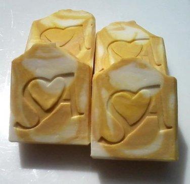 Cedarwood & Orange Soap