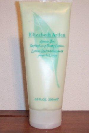 ELIZABETH ARDEN GREEN TEA REFRESHING Body Lotion New Untested Discontinued