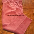 Season Ticket Rose Women's Casual Pants Size 16 Made in USA 001p-15 Womens location89