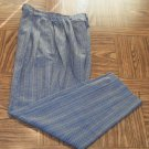 Fundamental Things Petites Houndstooth Work Pants High Waisted Mom Trousers Size 4P 001p-27 loc12