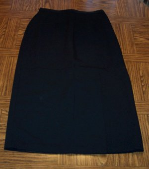 Vintage Stephanie Andrews Women's Long Pencil Skirt Size 12  001s-06 Womens Skirts locw21