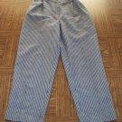 Vintage REQUIREMENTS PETITES WOMEN'S Plaid PANTS Size 6P 6 Petite 001p-55 locationw6