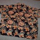 JOHN HENRY MEN'S Tropical Short Sleeve Button Front SHIRT  Size XXL 001SHIRT-13 location90