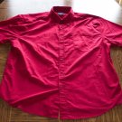 BASIC EDITION MEN'S Short Sleeve Button Front SHIRT  Size 2X  001SHIRT-36 locationw5