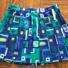 Fun and Funky QUANTUM SPORT Tennis SKIRT Size 10 001s-19 locationw9