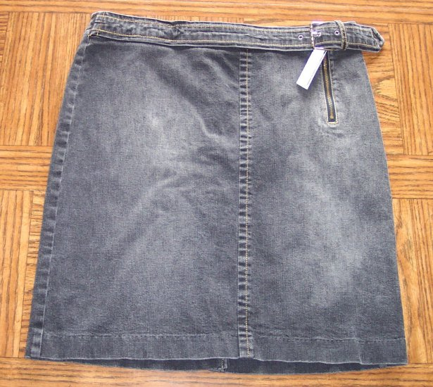 Sweet Black TOMMY HILFIGER Pencil SKIRT Size 10 001s-29 locationw11