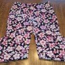 Floral Print SIGRID OLSEN SPORT Classic Cut WOMEN'S PANTS Size 10 001p-76 locationw12