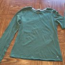 Sweet Lightweight LS AMERICAN EAGLE OUTFITTERS Shirt Top Size M Medium locationO4