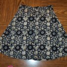 Floral WE TOO SPORTSWEAR Flared Mini SKIRT Size 3 001s-30 locationw11