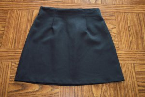 Perfect Black IZ CALIFORNIA Mini SKIRT Size7 001s-38 locationw11