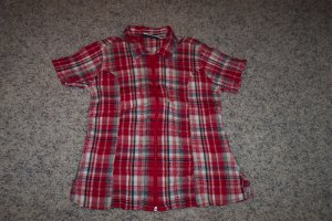 FASHION BUG Top Shirred Stretch Zip Front S Small Shirt locationw12