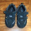 Sweet BOYS Navy Shoes Tennies Geniune Kids by Oshkosh Child Size 7 locationw13