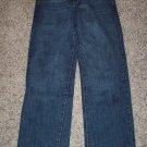 CALVIN KLEIN JEANS Low Rise Straight WOMEN'S PANTS Size 8 001wj-1 locationw4
