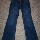 HARLEY DAVIDSON Low Rise JEANS WOMEN'S Pants Size 8 001wj-5 locationw4
