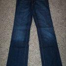 CALVIN KLEIN JEANS Low Rise Slim Boot WOMEN'S PANTS Size 8 001wj-7 locationw4