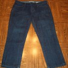 1969 Gap Denim Jean Capris Limited Edition WOMEN'S Pants Size 4 P 001wj-10 location97