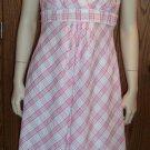 Womens Juniors 13/14 B Darlin Pink Vneck Dress Summer Cruise Night Out dress-22 locationbin2