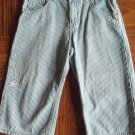 Oshkosh Denim Capris Vintage Wash Size 12 gc-3 location5