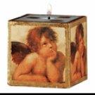Q-12229551 Scented Cherub Candle