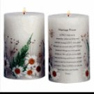 Q-12233080 Marriage Prayer Candle