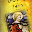 Learning to Lean: Volume 1