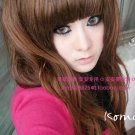 KOMI style little princess wig