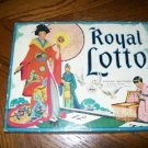 VERY RARE 1920S ROYAL LOTTO BY PARKER BROTHERS