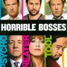 HORRIBLE BOSSES DVD BRAND NEW SEALED