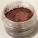 Bare Minerals YOU CAN NEVER BE TOO RICH BROWN Dark Wine Brown Eye Shadow .57g
