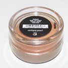 Bare Minerals ANTIQUE PEARL Loose Eye Shadow Light Peach Coral Shimmer .57g