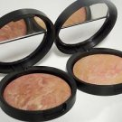 Laura Geller APRICOT BERRY & GOLDEN APRICOT Blush N Brighten Set Large .32 oz/9g