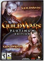 GUILD WARS PLATINUM Brand New and Sealed