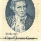 Captain James Cook Alaska 13 cent Stamp FDI SC 1732 First Day Issue