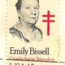 Emily Bissell 15 cent Stamp FDI SC 1823 First Day Issue