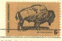 Wildlife Conservation 6 cent Stamp FDI SC 1392 First Day Issue