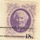 Dr Elizabeth Blackwell 18 cent Stamp FDI SC 1399 First Day Issue