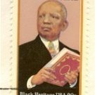 Carter G Woodson 20 cent Stamp Black Heritage Issue FDI SC 2073 First Day Issue