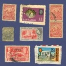 Barbados 7 stamps