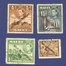 Malta 4 stamps