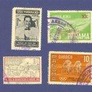 Panama 4 stamps