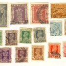 India 15 stamps Packet No 2509
