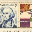 Archer 13 cent Stamp Summer Olympics FDI SC 2050 First Day Issue