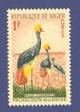 French Colony of Niger 1 stamp