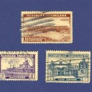 Dominican Republic 3 stamps