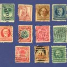 Cuba 7 Stamps  1905 to 1917 Packet No 3686