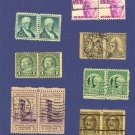 United States Stamps 6 Sets Horizontal Pairs Packet 28647