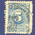 Columbia 1 Stamp from 1904 to 1908  Packet No 2