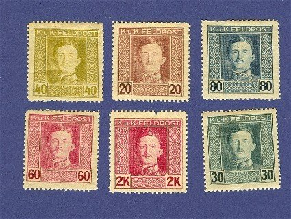 Bosnia and Herzegovina 6 stamps  Packet No 11595
