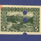 Bosnia and Herzegovina  1 stamp Packet No 1536